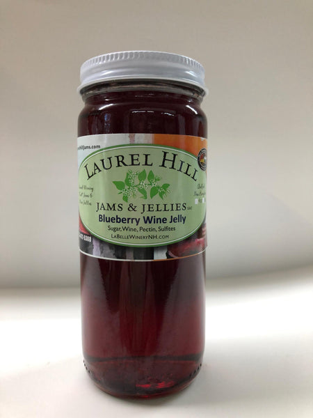 Blueberry Wine Jelly