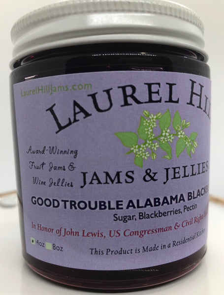 LIMITED RELEASE - Good Trouble Alabama Blackberry Jam
