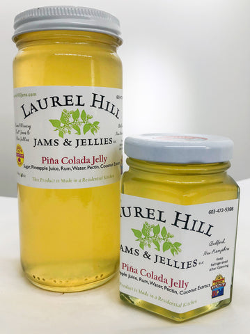 Laurel Hill Pina Colada Jelly