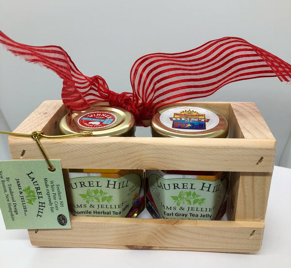 Laurel Hill Tea Jellies Crate Duo