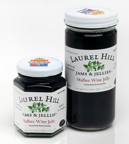 Malbec Wine Jelly