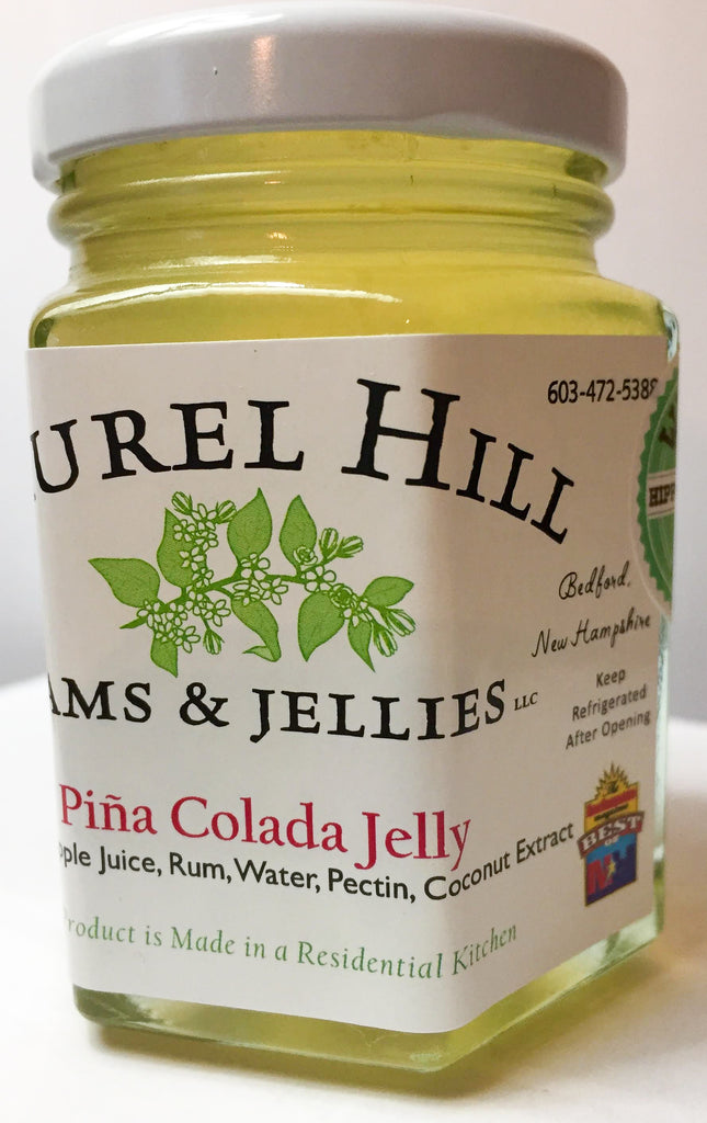 NEW! Pina Colada Jelly