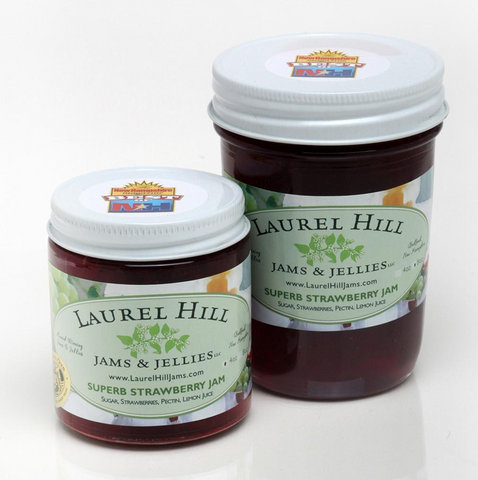 Superb Strawberry Jam