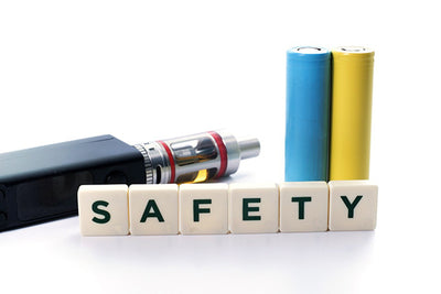 Vape Battery Safety: What you need to know