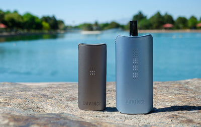 How do dry herb Vaporizers work?