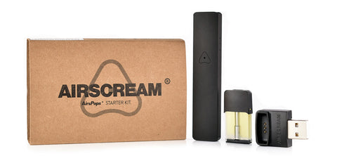 Airscream Review: An Alternative To Juul – Crafty E-liquids