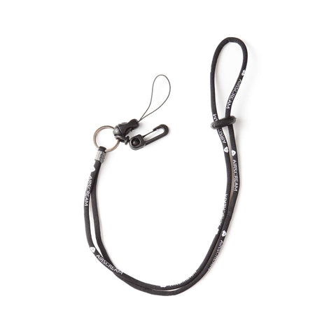AIRSCREAM Lanyard Black