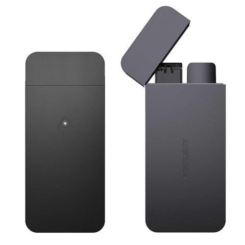 Airspops box charging case black