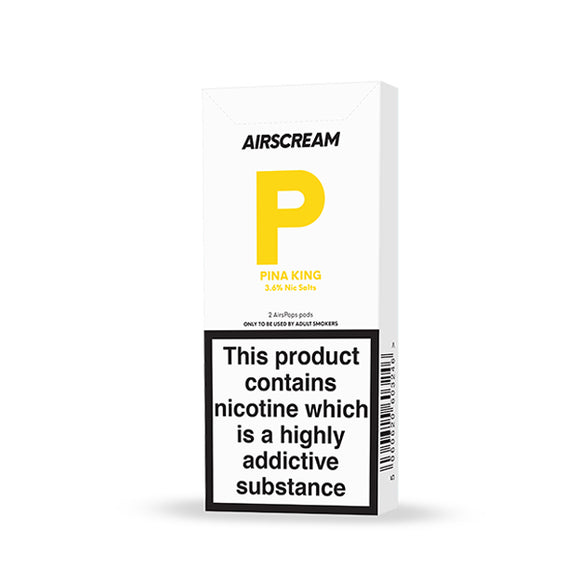 Airscream Cartridges - Pina King