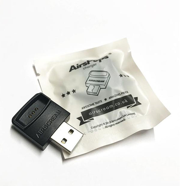 Airscream USB charge with packaging
