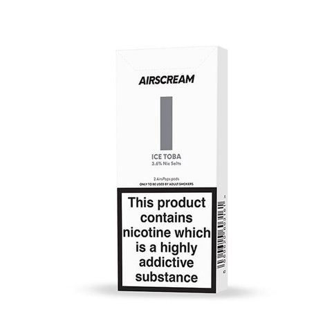 Airscream Cartridges - Ice Tobacco