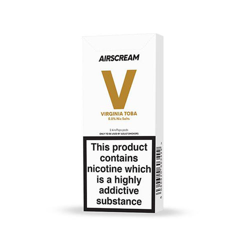 Airscream Cartridges - Virginia Toba