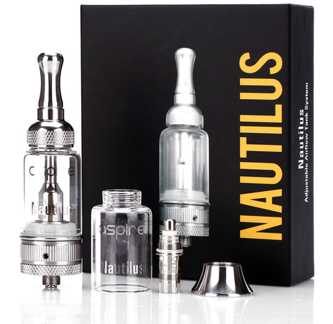 Aspire Nautilus accessories nz
