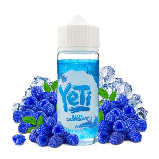 Blue Raspberry On Ice by yeti