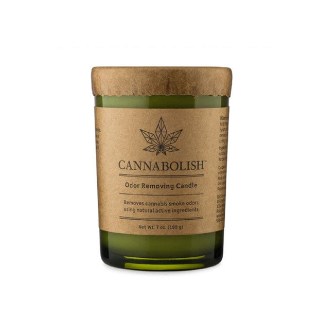 Cannabolish Odor Removing Candle- 7oz