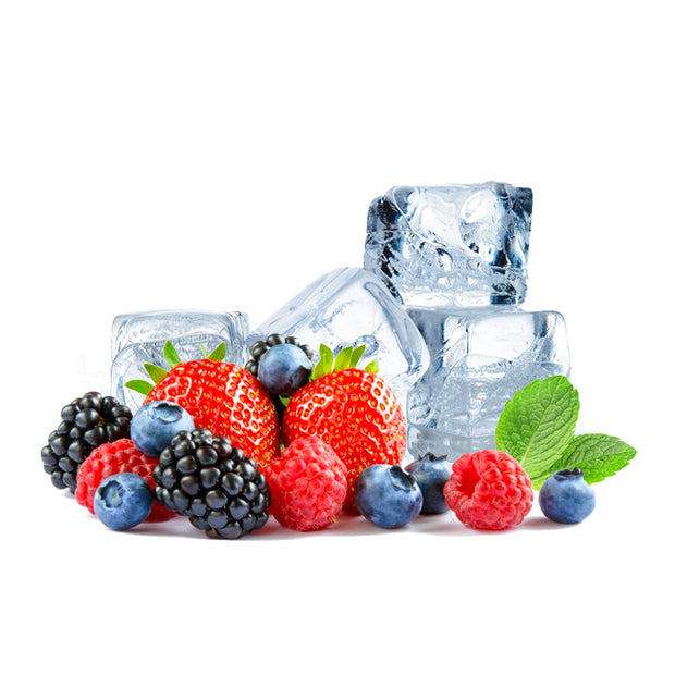 Ice Berries vape crafty e-liquid nz