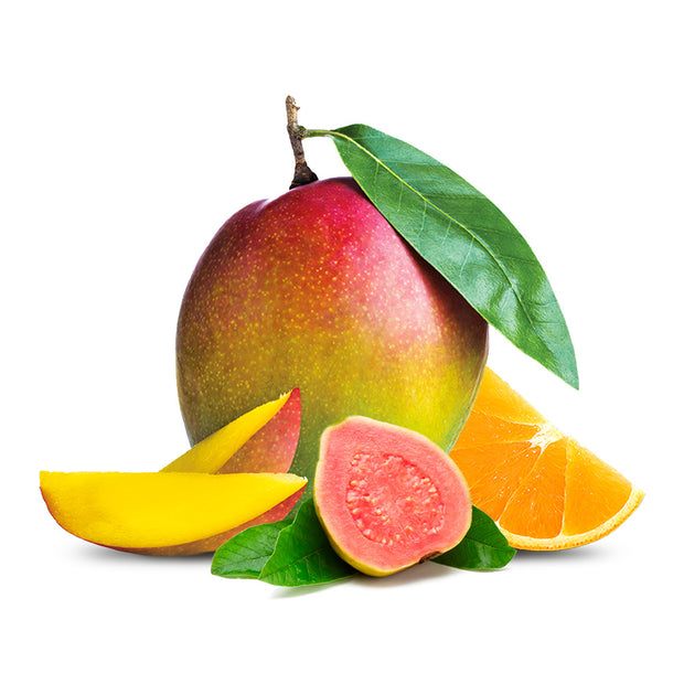 Mango Tango guava and tangerine vape e-liquid nz