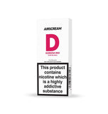 Airscream Cartridges - Dornish Red