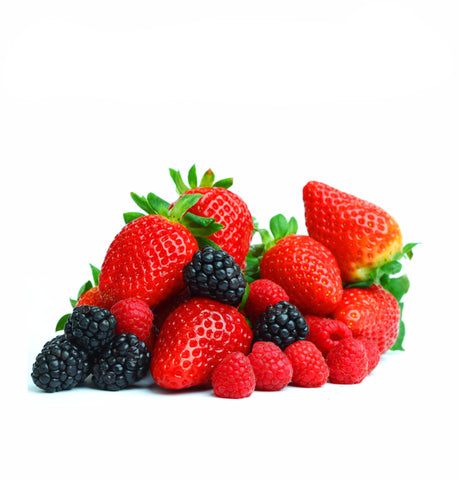 Mixed Berries Crafty E-liquids Nicotine