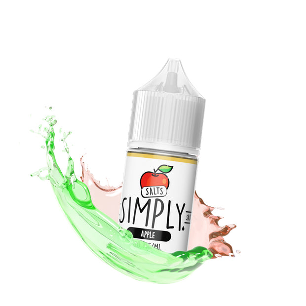 Simply salts apple eliquid