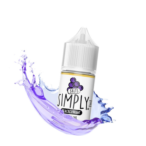 Simply Salts - Blackcurrant nz