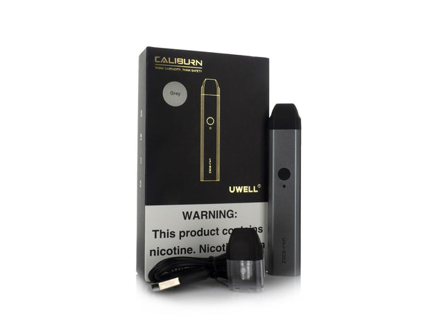 Uwell Caliburn Black NZ