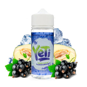 Blackcurrant Honeydew Yeti E-liquids