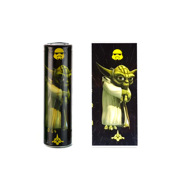 18650 battery wrap yoda nz