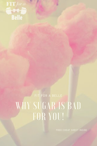 Why Sugar Is Bad For You!
