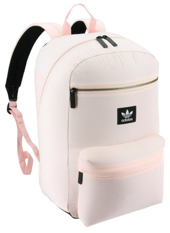 Light pink adidas backpack