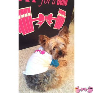 FFAB Dog Tee - Fit For A Belle