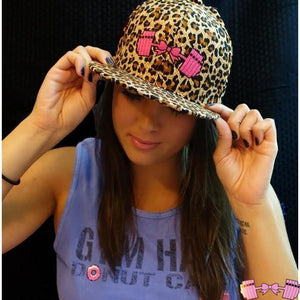 FFAB Leopard Snapback Accessories- FitForABelle.com
