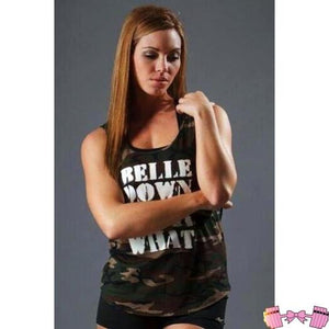 "FFAB ""Belle Down For What"" Tank - Fit For A Belle"