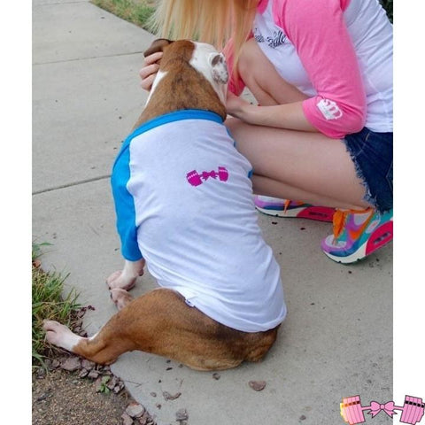 FFAB Dog Tee Tops- FitForABelle.com