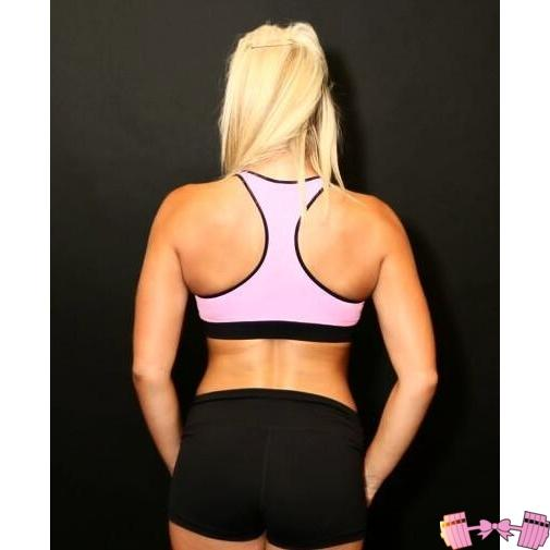 FFAB Ombre Sports Bra - Fit For A Belle