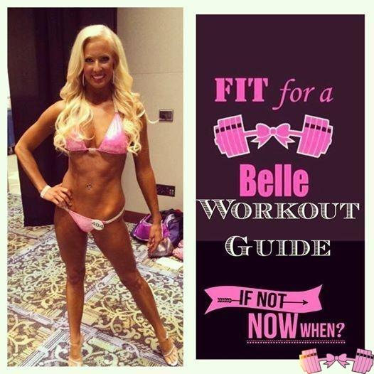 Gym Workout Plan For Beginners To Lose Weight | Workout Guide Not sure how to plan a workout? Fit For A Belle's very own workout guide is the best workout plan for women for the gym! This workout guide has a gym routine that is good for beginners. It includes a full body weight lifting workout schedule that I used for bodybuilding and placing top 10 in my bikini competition. This downloaded copy will be sent directly to your email upon checkout! *Gym Required*
