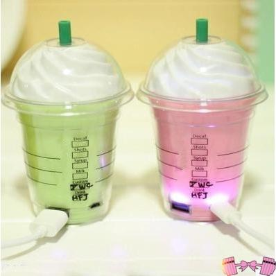 Starbucks Frapp Portable iPhone Charger (1 left in stock) - Fit For A Belle