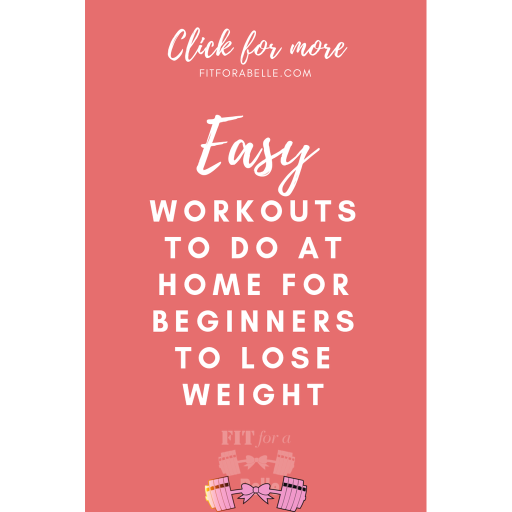 Easy Workouts To Do At Home For Beginners To Lose Weight | Bodyweight  Workout NO EQUIPMENT