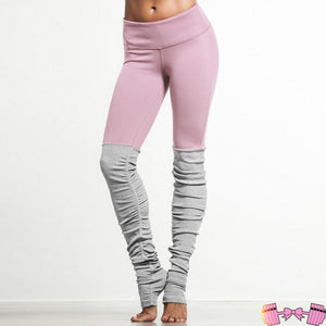 Pastel Princess Workout Leggings apparel- FitForABelle.com