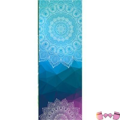 New Issue Retro style Yoga Mat Towel Sport Fitness Gym Exercise Pilates Workout Portable Training Cover Blanket Soft Towel - FitForABelle.com