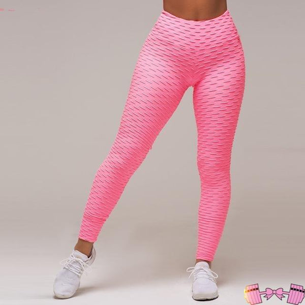 Anti Cellulite Leggings - Fit For A Belle
