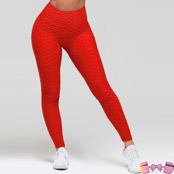 Anti-Cellulite Workout Leggings | Yes, They Really Work! leggings- FitForABelle.com