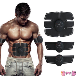 Muscle Stimulator Ab Exercise Machine Slimming Belt - Fit For A Belle