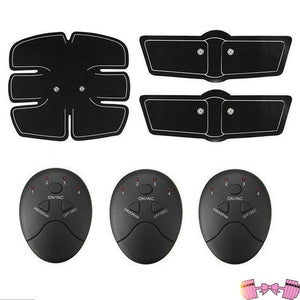 Muscle Stimulator Ab Exercise Machine Slimming Belt | Lower Ab Workouts For Women Accessories- FitForABelle.com