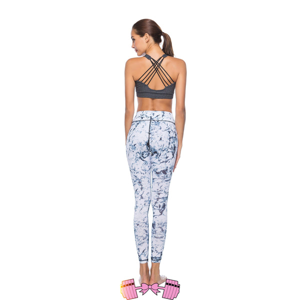 Women Tights Yoga Pants Activewear Bottoms- FitForABelle.com