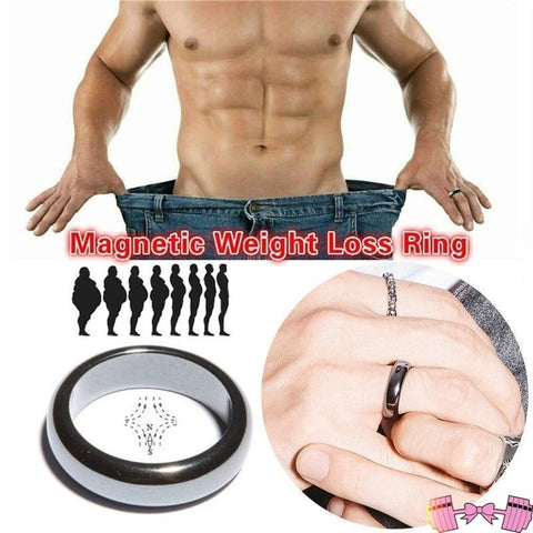 Magnetic Medical Weight Loss Ring Slimming Tools