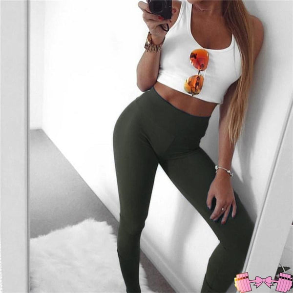 Bubble Gum Body Shaper Workout Leggings| Workout Leggings For Women - FitForABelle.com