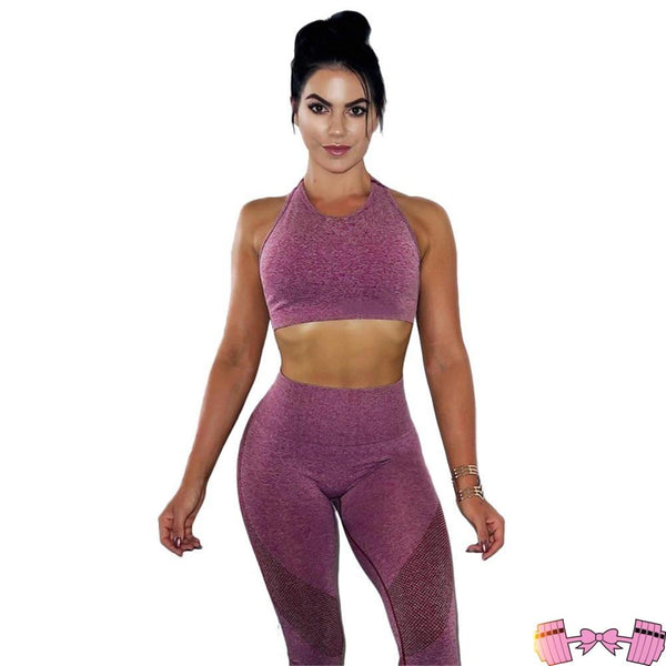 Women's Sports Suit Female Sportswear activewear- FitForABelle.com