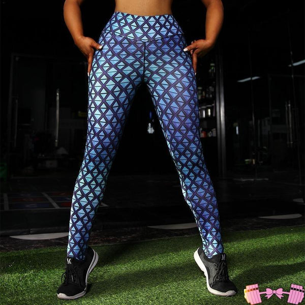 Training Gym Leggings Sport Running Tights Trousers activewear- FitForABelle.com