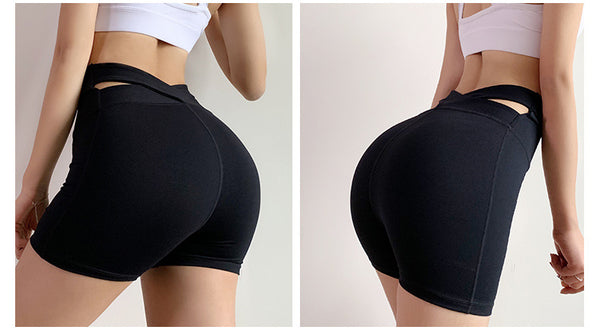 Women's High Waisted Spandex Shorts | Activewear Activewear Bottoms- FitForABelle.com